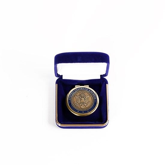 The Great Seal Money Clip