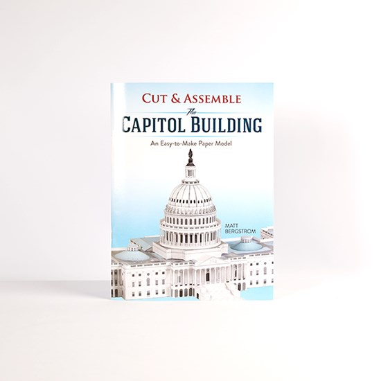 The Capitol Building: An Easy-to-Make Paper Model
