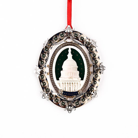 United-States-Capitol-Historical-Society-2020-Ornament-Main