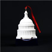 Ornament Made from U.S. Capitol Building Marble